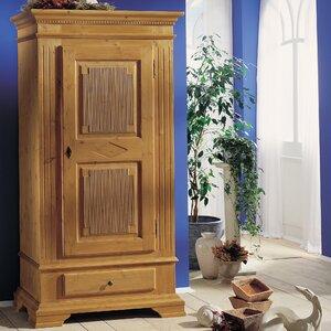 Garderobenschrank, 195 cm H x 101 cm B x 58 cm T von Gradel
