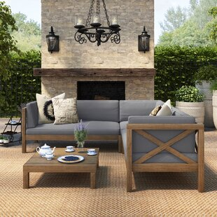 Farmhouse & Rustic Wood Outdoor Furniture | Birch Lane