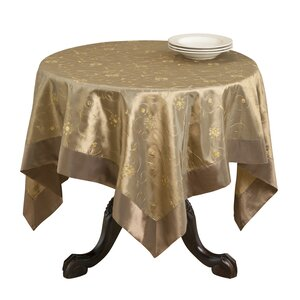 Sevilla Embroidered and Sequined Table Topper