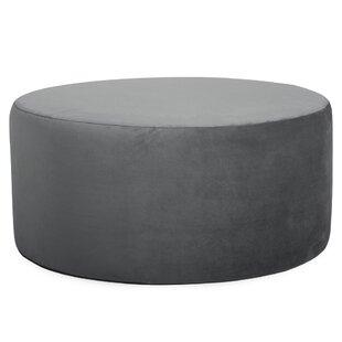 Round Ottoman Slipcover Wayfair