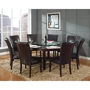 Large Round Table Seats 10 Wayfair