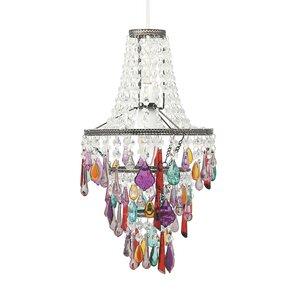Babushka 22.5cm Chandelier Lamp Shade