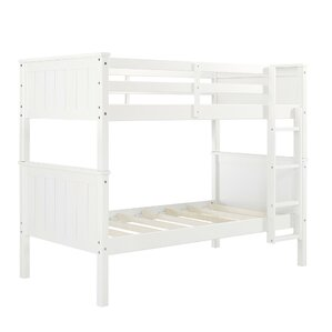 Bundara Twin Bunk Bed by Harriet Bee