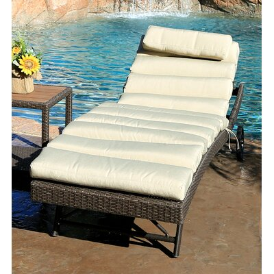 Wide Chaise Lounge Cushions Wayfair
