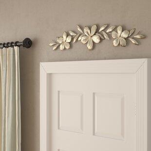 Amazing Flower Over The Door Wall Décor