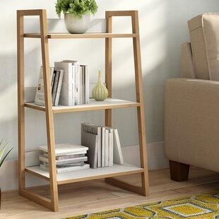 Alexandria 3 Tier Ladder Bookcase