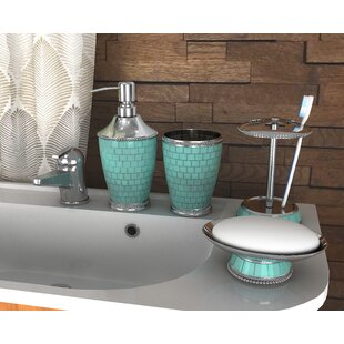 Forbell 4 Piece Bathroom Accessory Set