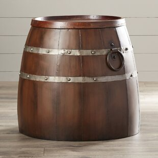 Wood barrel furniture Upcycled Wine Leila Wine Barrel Side Table My Design Class Reclaimed Wine Barrel Tables Wayfair