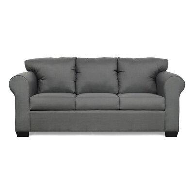 Grey Rolled Arm Sofas You Ll Love Wayfair