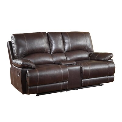 Brown Loveseat Reclining Loveseats Amp Sofas You Ll Love In