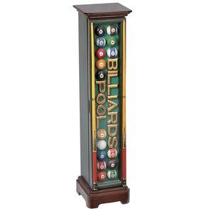 Billiards CD Multimedia Cabinet by RAM Game Room