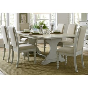 7 Piece Extendable Dining Set by Liberty Furniture
