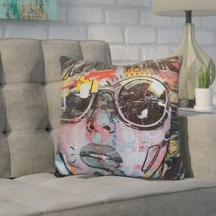 Kaminski Private War Throw Pillow