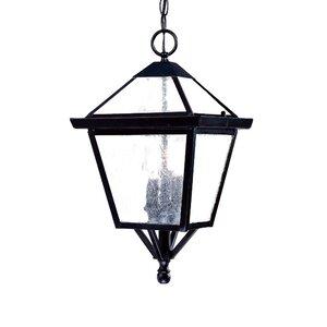 Britannia 3-Light Outdoor Hanging Lantern