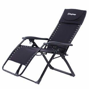 Alyssandra Heavy Duty Reclining Zero Gravity Chair