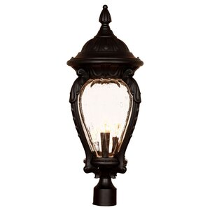 Nottingham Outdoor 4-Light Lantern Head