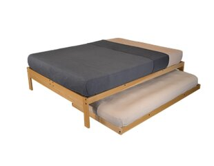 Bunn Bed With Trundle Bed | Wayfair