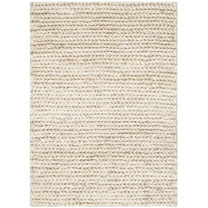 6de0b0b822 Masha Hand-Knotted Cotton Birch Area Rug