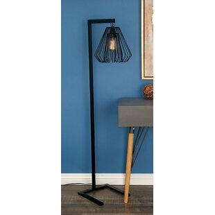 Miraculous Chicken Wire Floor Lamp Wayfair Ca Wiring Digital Resources Talizslowmaporg