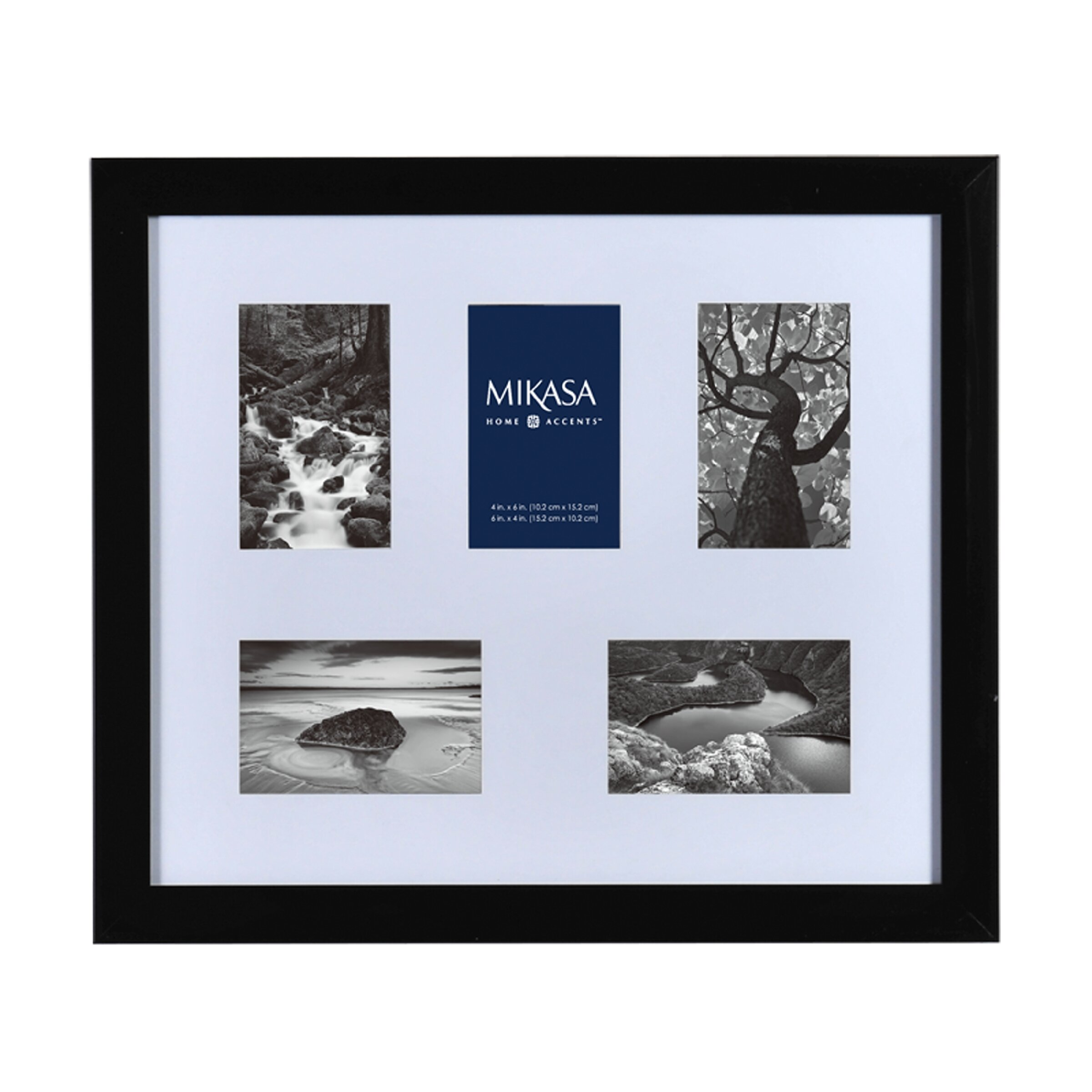 Mikasa 5-Opening Collage Picture Frame   Wayfair