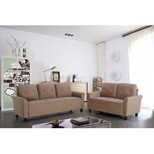 Gler 2 Piece Living Room Set