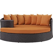 hermanson outdoor patio daybed with cushions