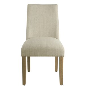 Barnabas Curved Back Upholstered Dining Chair