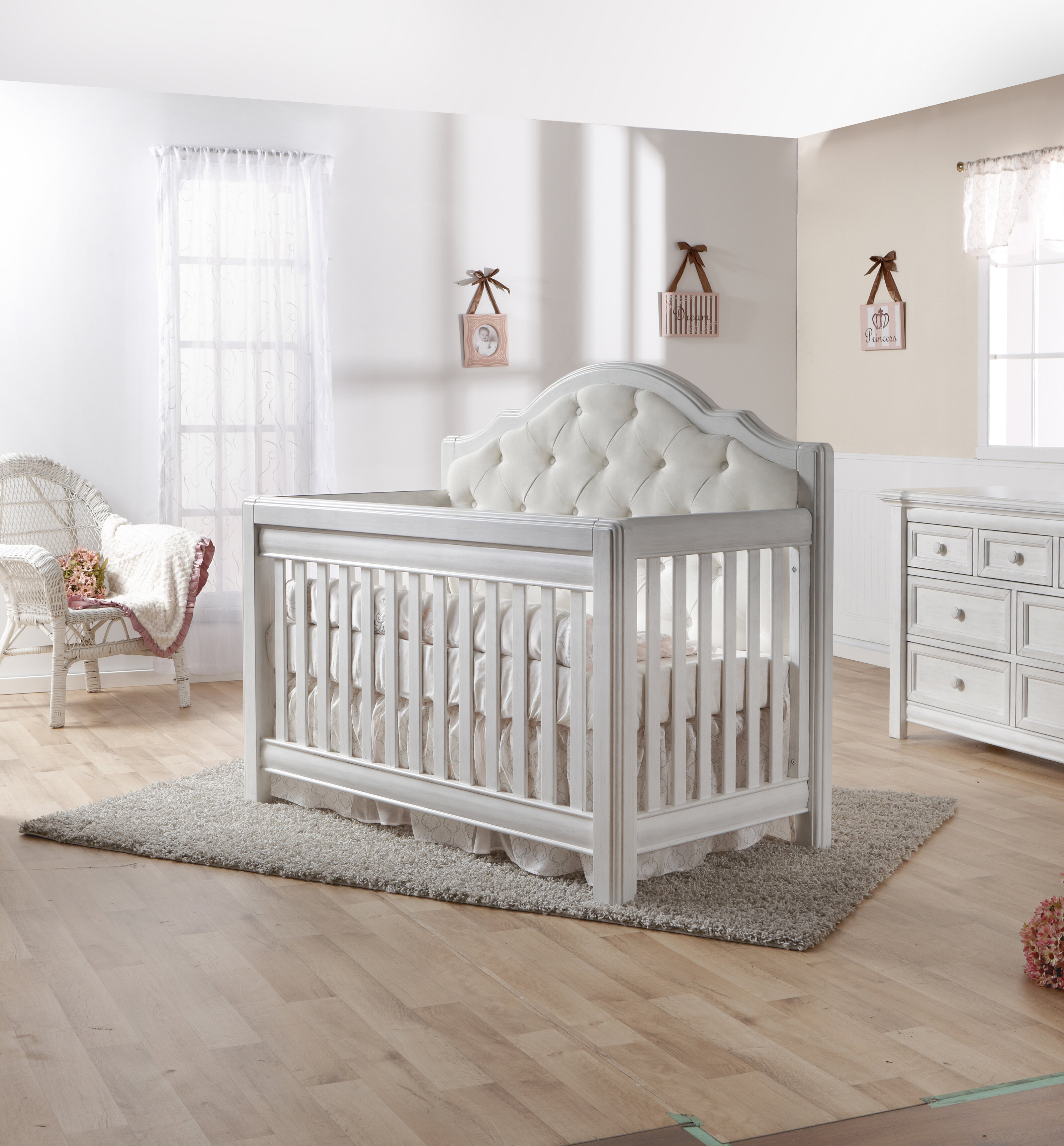 8ffca47a56 PALI Cristallo Forever 4-in-1 Convertible Crib   Reviews