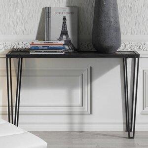 konsolentische stil zeitgen ssisch modern. Black Bedroom Furniture Sets. Home Design Ideas