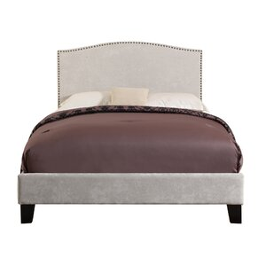 Belmont Upholstered Panel Bed