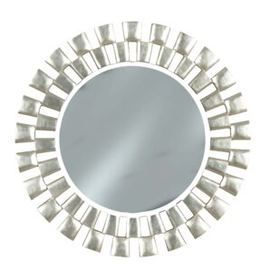 galm sunburst accent wall mirror