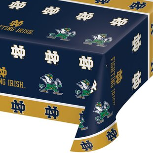 8d058ba5921 Plastic Notre Dame Tablecloth (Set of 3). By Creative Converting