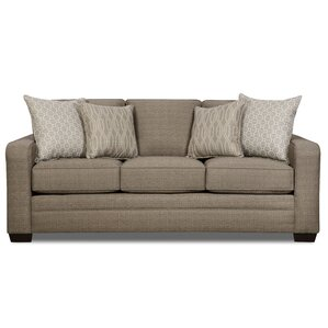 Simmons Upholstery Heath Sofa by Latitude Run