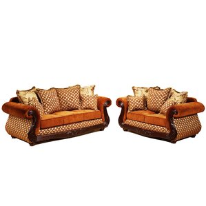 Wynn 2 Piece Living Room Set by Gardena Sofa