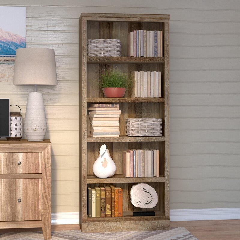 Mount Crested E Standard Bookcase