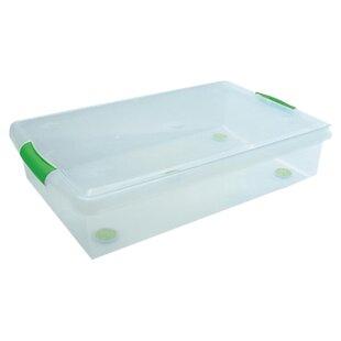 Iris Stor N Slide Unberbed Storage Box (6 Per Carton)