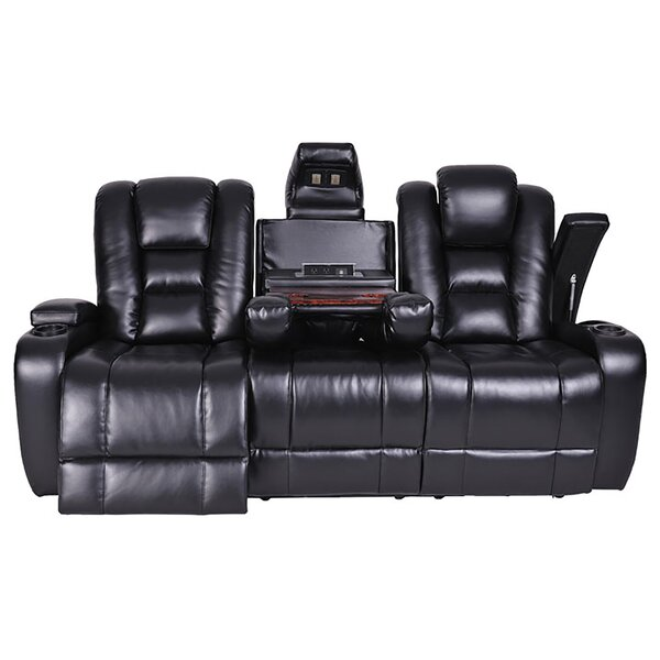 Genial LYKE Home Power Reclining Sofa | Wayfair