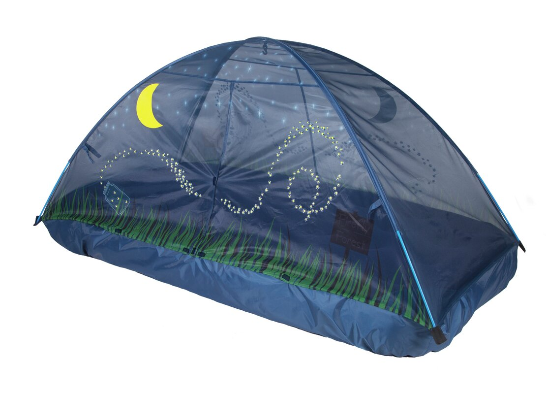 Glow in the Dark Firefly Play Tent  sc 1 st  Wayfair & Pacific Play Tents Glow in the Dark Firefly Play Tent u0026 Reviews ...