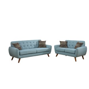 Blue Living Room Sets Youu0027ll Love | Wayfair