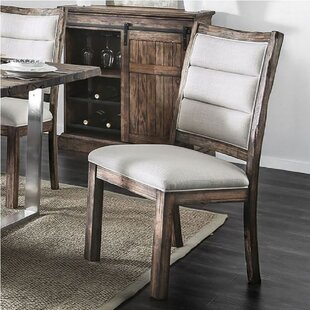 Defiance Upholstered Dining Chair (Set of 2)