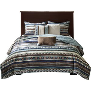 Bellview 6 Piece Coverlet Set