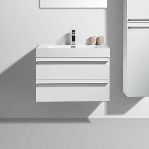 31″ Single Bathroom Vanity Set