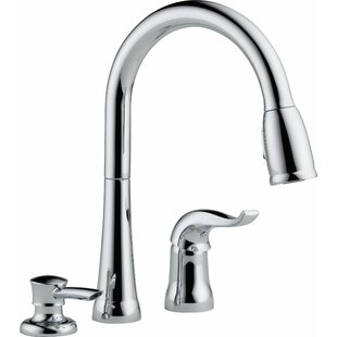 Incroyable Save. Delta. Kate Pull Down Single Handle Kitchen Faucet ...