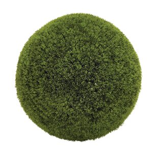 Faux Gr Boxwood Topiary