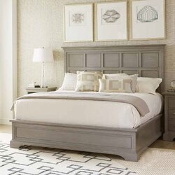 Stanley Transitional Panel Customizable Bedroom Set & Reviews ...