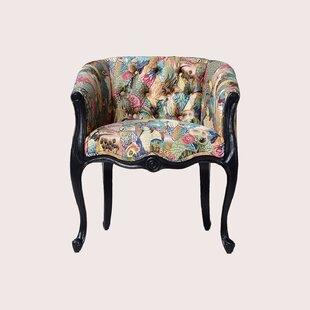Superbe Animal Print Chair And Ottoman | Wayfair