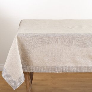 Ordinaire Lily Studded Tablecloth
