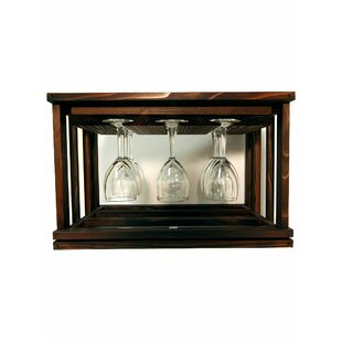 Allaire Tabletop Wine Glass Rack