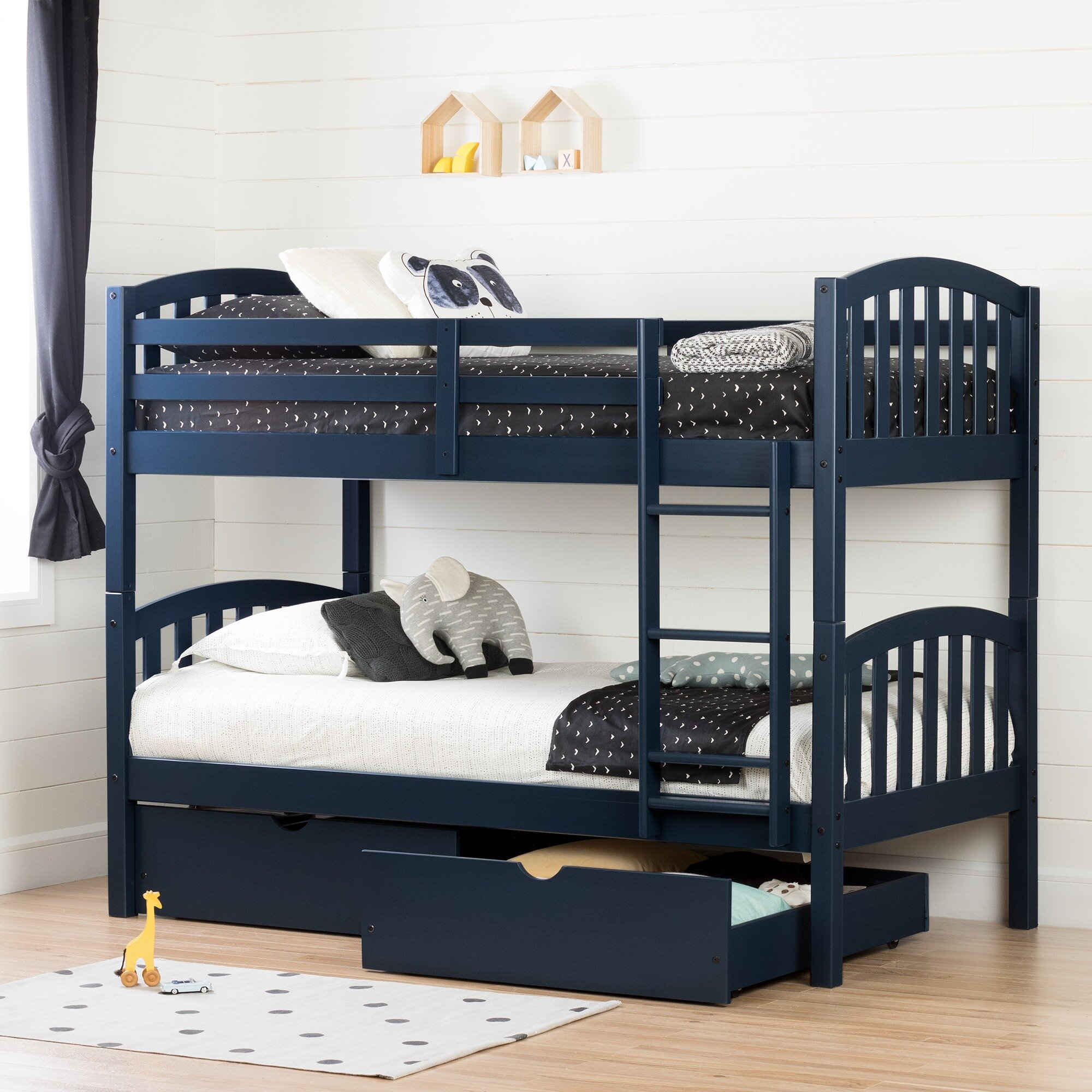 South S Ulysses Bunk Bed With Storage Drawers Reviews