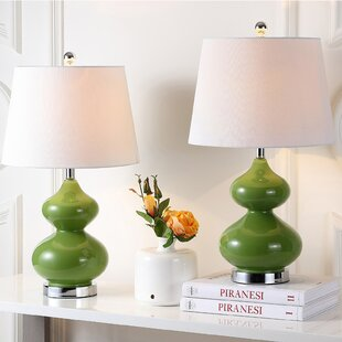 Lime green table lamp wayfair save to idea board mozeypictures